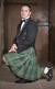 Irish Traditional 8 Yard Kilt