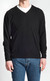 Gents Cashmere V-Neck Sweater