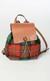 Tartan 'Erica' Backpack