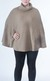 Luxury Scottish Cashmere Lara Cape