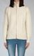 Ladies Luxury Scottish Cashmere Zip-Up Top, Bomber Style