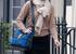 Ladies Tartan Shoulder Bag & Purse