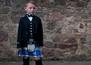 Boy's Argyll Kilt Outfit